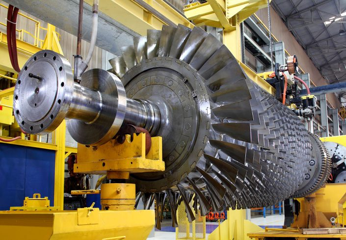 MDS Coating Technologies Aerospace Company Gas Turbine Rotor